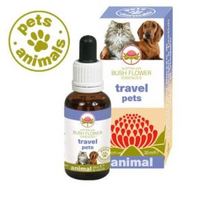 TRAVEL PETS AUSTRALIAN BUSH FLOWER ESSENCES