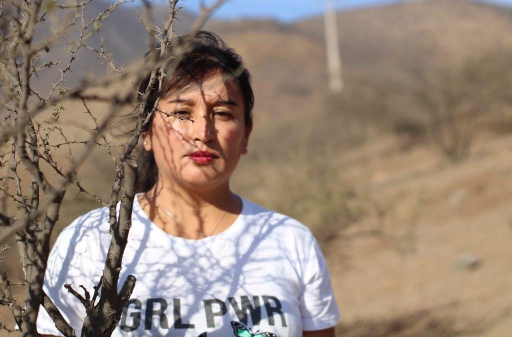 Petorca: Astudillo, hoy amenazada, denuncia cómo se negocia con la falta de agua, sumando oportunismos a la crisis de escasez hídrica/ Podcast