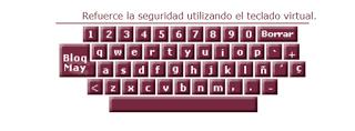 usar el teclado de windows