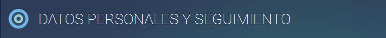 configurar privacidad datos personales