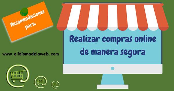 compras online de manera segura