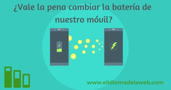 Problemas con la batería de tu móvil
