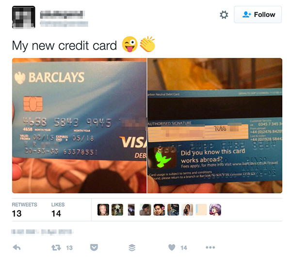 Image Result For Valid Credit Card Numbers With Money On Them For Online Shopping
