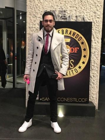 Daniel de La Lastra Vallejo