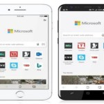 Microsoft leva o navegador do Windows 10 para aparelhos iOS e Android