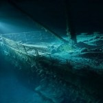Gostaria de ver o Titanic ao vivo?