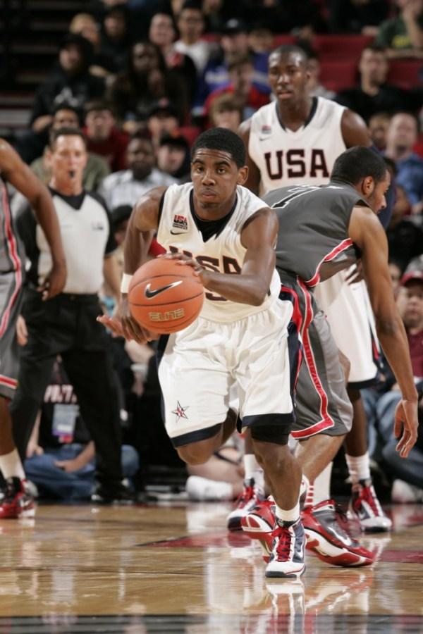 USA Junior National Select Team v World Select Team