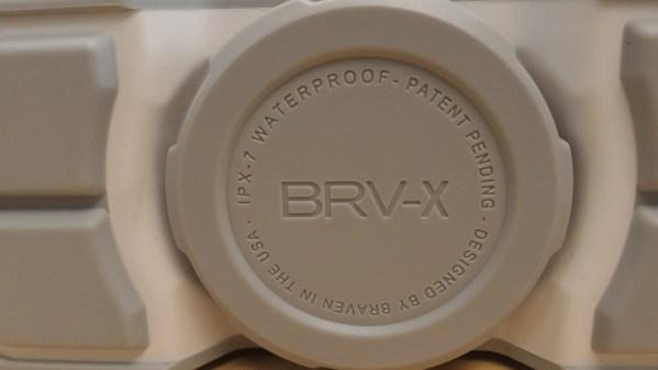 Patented waterproof bluetooth speakers with built-in powerbank