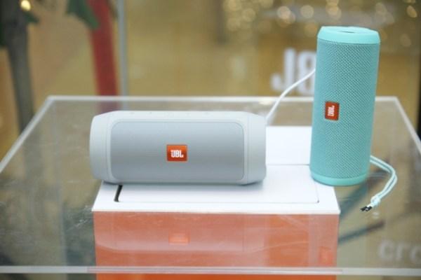 JBL waterproof bluetooth speakers