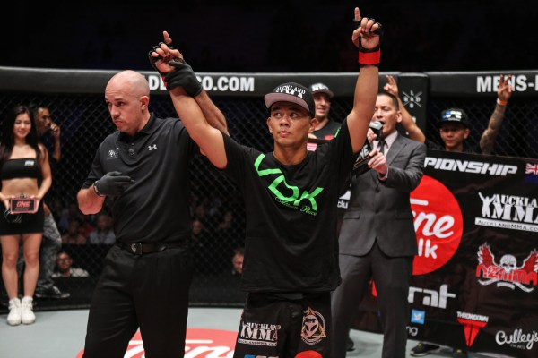One Championship : Ev Ting wins over Eric Kelly