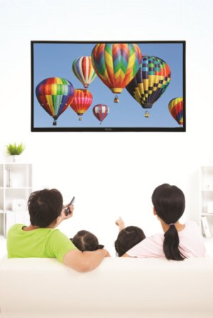 Enjoy your family time together with the best Haier has to offer with Haier TV