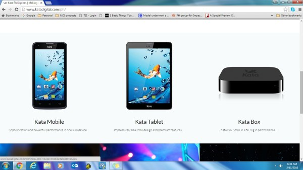 Kata Digital online store