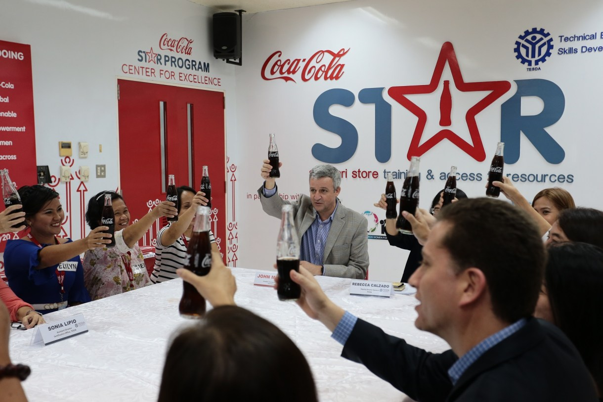 Sari-sari stores in the Philippines see a refreshing future with Coca-Cola