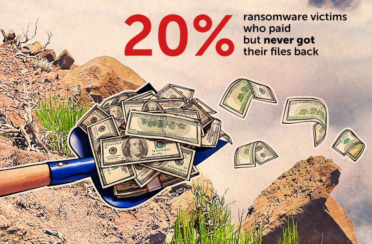 To pay or not to pay Ransomware theft