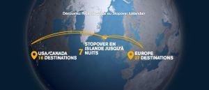 #MyStopover par Icelandair en Image