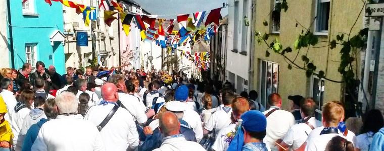 Fête du 1er mai en Cornouailles