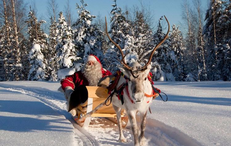 Mon Expérience Noël au pays du Père Noël - Calendrier de l'Avent - Noël à l'étranger