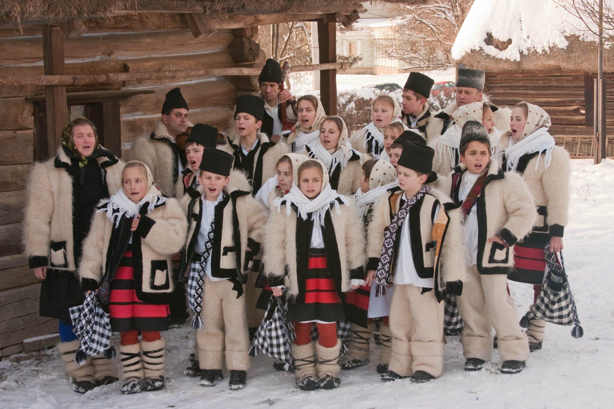 Mon Expérience Noël en Roumanie