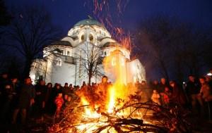 Mon Expérience Noël en Serbie