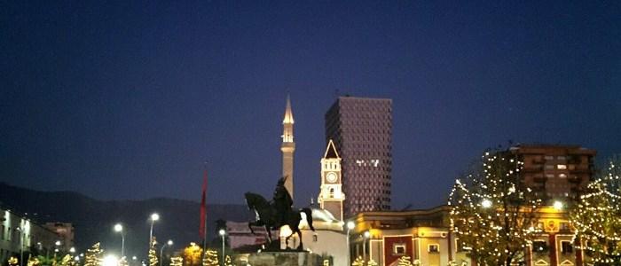Mon Expérience Noël en Albanie