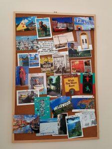 Mes Cartes Postales de Voyage