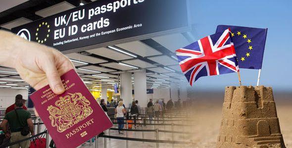 Brexit Séjour Linguistique - Eli in England