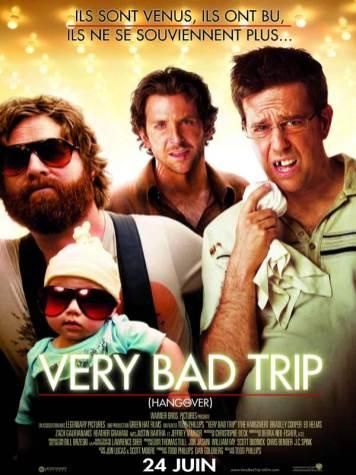 Titre français : Very Bad Trip