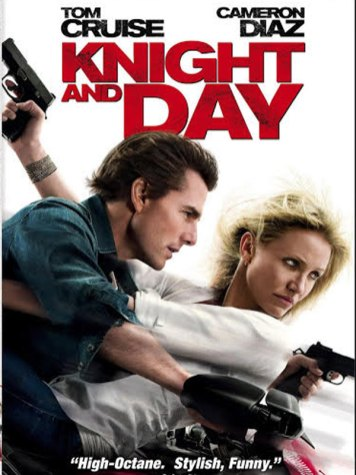 Titre anglais : Knight and Day