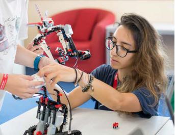 anglais robotics lego