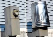 Smart Meter Trash Can