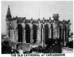 Carcassone-Old-Cathedral