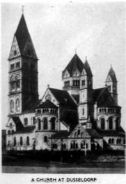 Dusseldorf-Cathedral