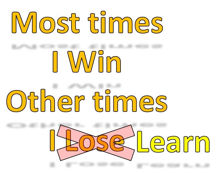 Win Lose Learn
