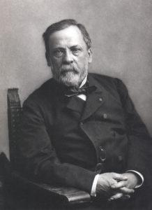 Scientific Identity, Portrait of Louis Pasteur