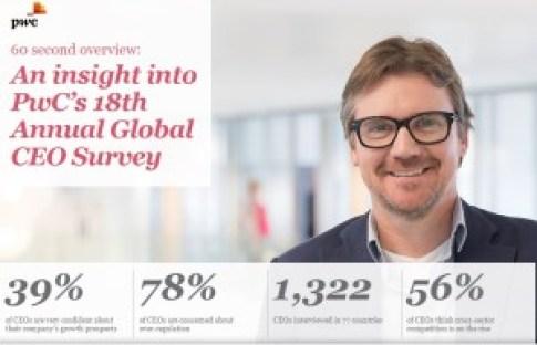 CEO Survey PWC 2015