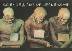 science art leadership