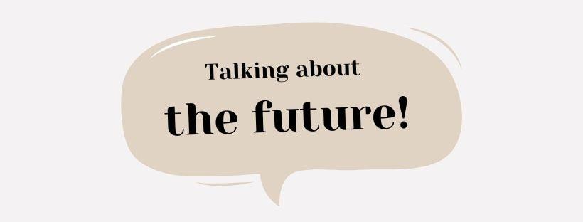 Will/be going to/Present Continuous – wyrażanie przyszłości!