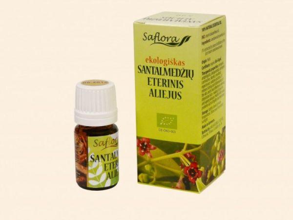 Eeterlik õli SANDLIPUU 5 ml Saflora