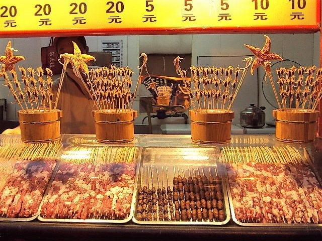 Esperienza di studio in Cina_cibo locale