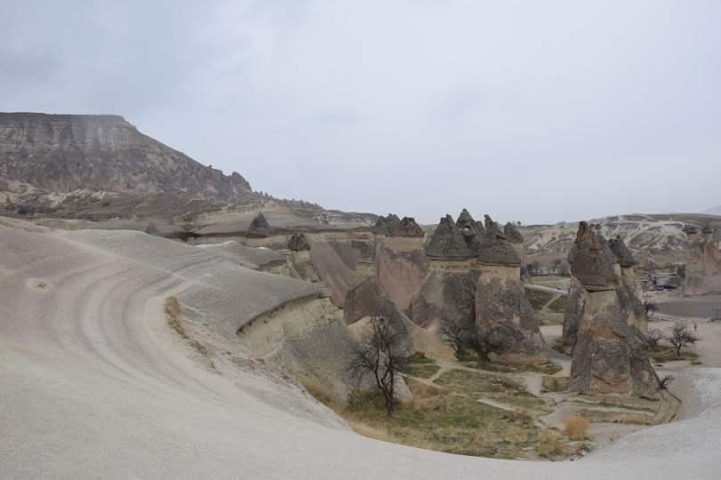 Cappadocia_paesaggio_lunare