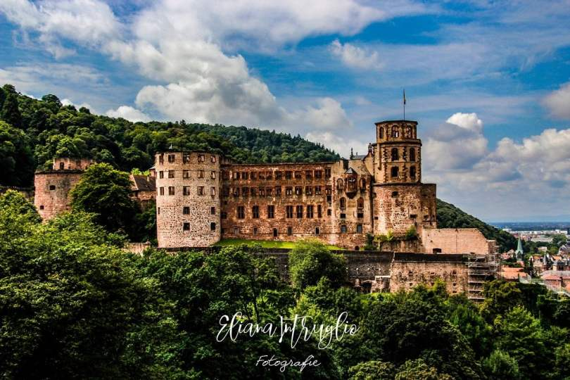 Vacanza studio Heidelberg castello