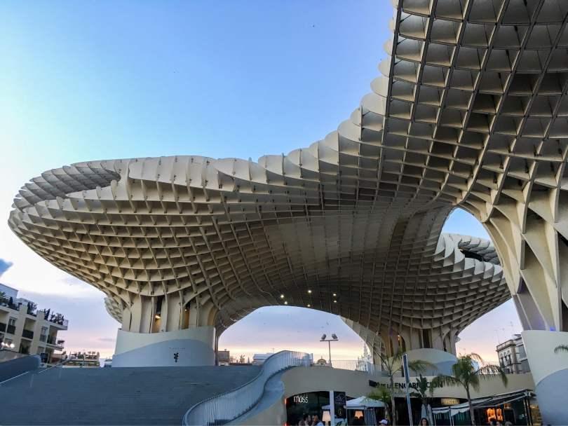 Siviglia_Metropol Parasol_ cosa vedere a Siviglia in un giorno