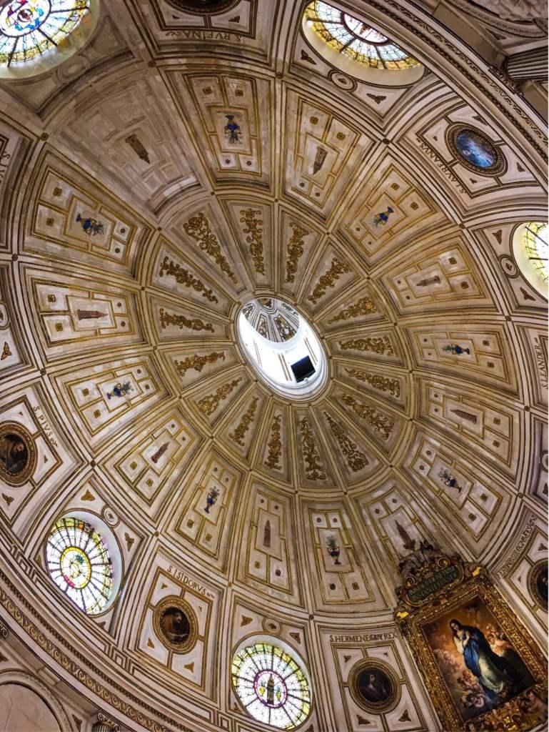 Siviglia in un giorno e mezzo_cattedrale_cupola