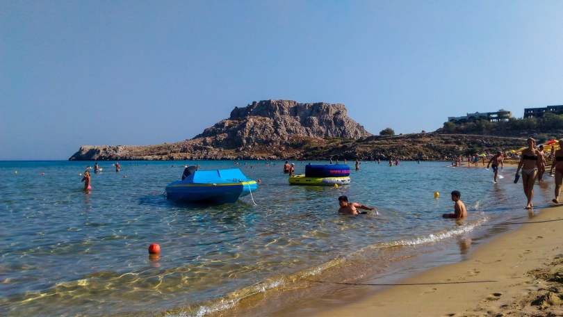Agathi Rodi spiagge