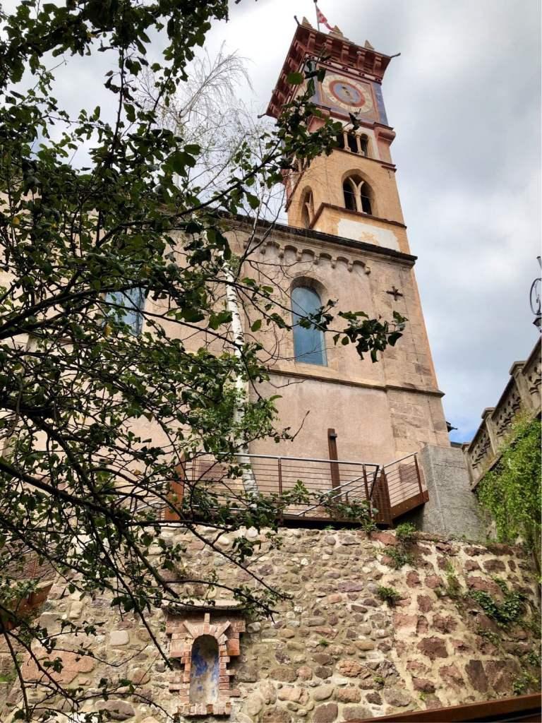 Chiesa di San Sebastiano, Cavalese