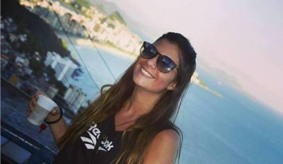 Lucia a Rio de Janeiro