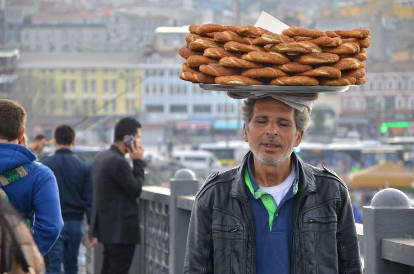Simit_Istanbul