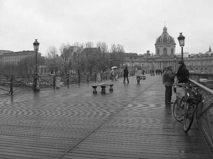 Vivere in Francia_Parigi