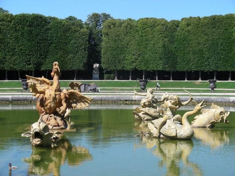 Fontana_giardino di Versailles