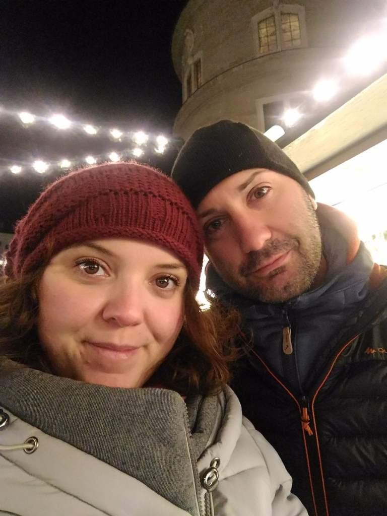 Michele ed Elisa a Salisburgo